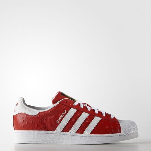 Superstar Animal Schoenen - rood