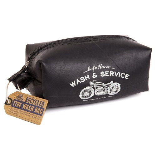 9d233430991b Recycled Tyre Wash Bag