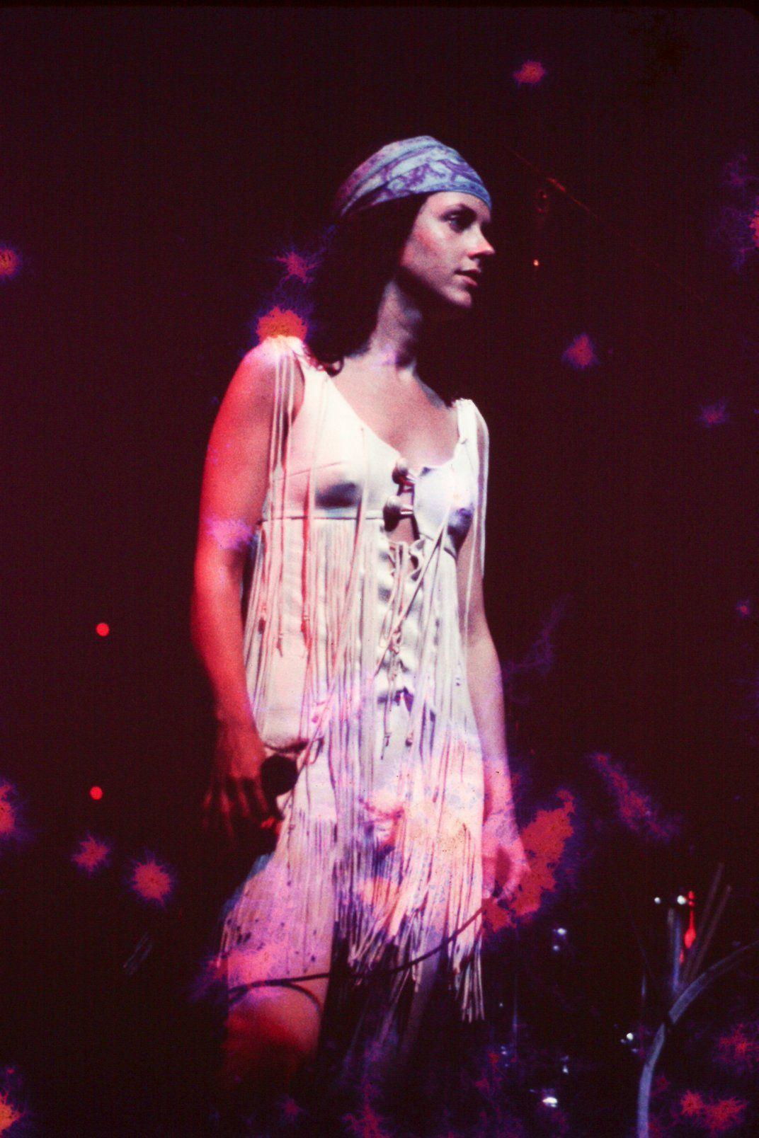 Grace Slick at the AC Pop Festival 1969 | Grace Slick | Grace slick