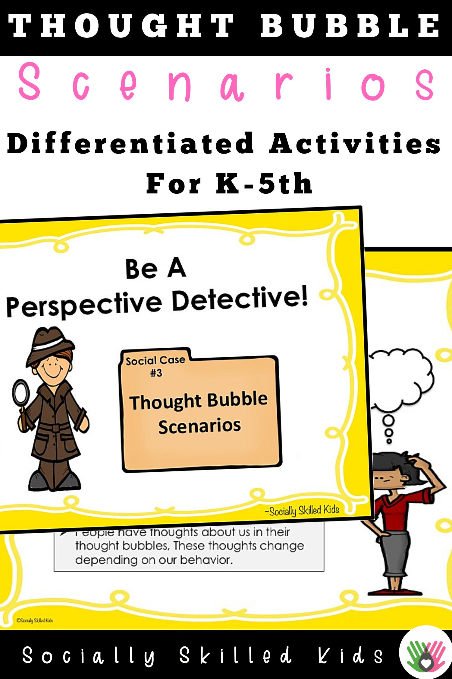 Thought Bubble Scenarios