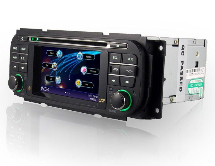 Auto Dvd Player With Gps For Chrysler Neon 419 Chrysler Dvd