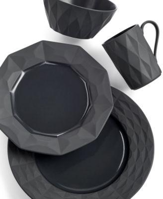kate spade new york dinnerware castle peak slate collection macyscom - Slate Castle Ideas