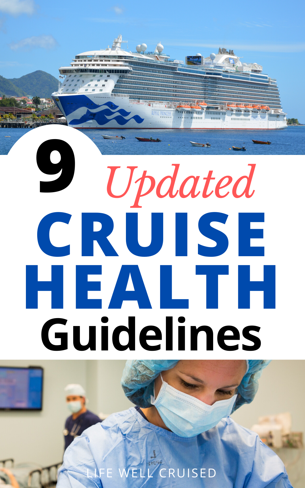 9 New Cruise Health Guidelines What Does this Mean for