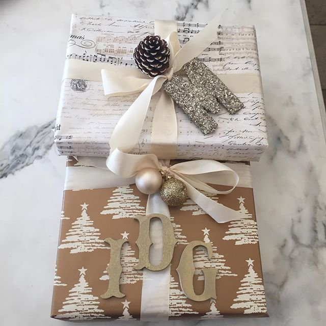 #giftwrap#christmas2015 Continuing With My Gift Wrap-love