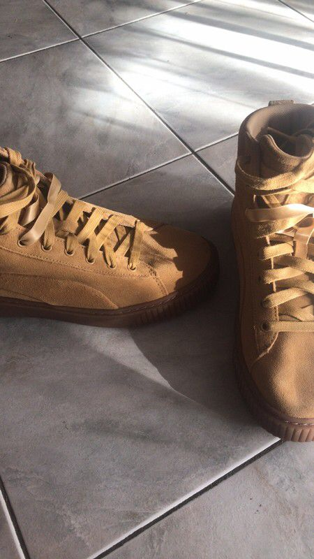 Taille Femmes Et Fenty By 38 Pinterest Puma Chaussures Baskets UqBnSEWw5x