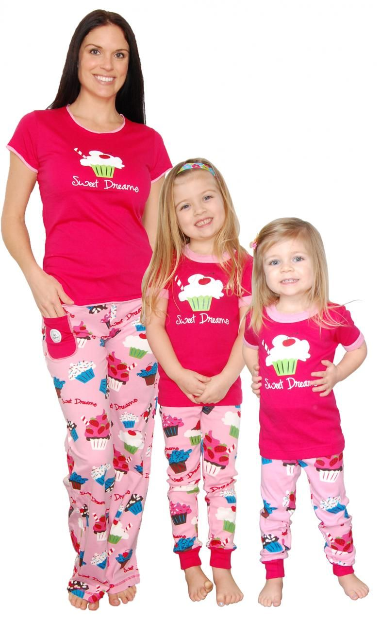 c0bb661294 Matching Family Pajamas - Spring & Summer, Mommy & Me, Daddy & Me - Great  for a Girl's Weekend, Camping, Easter, bridal party,