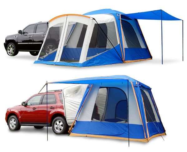 For My 4runner Sportz Napier Suv Minivan Tents 25 Reviews On Napier Van Tents Suv Tents W Awning 82000 8 Suv Tent Suv Camping Camping For Beginners
