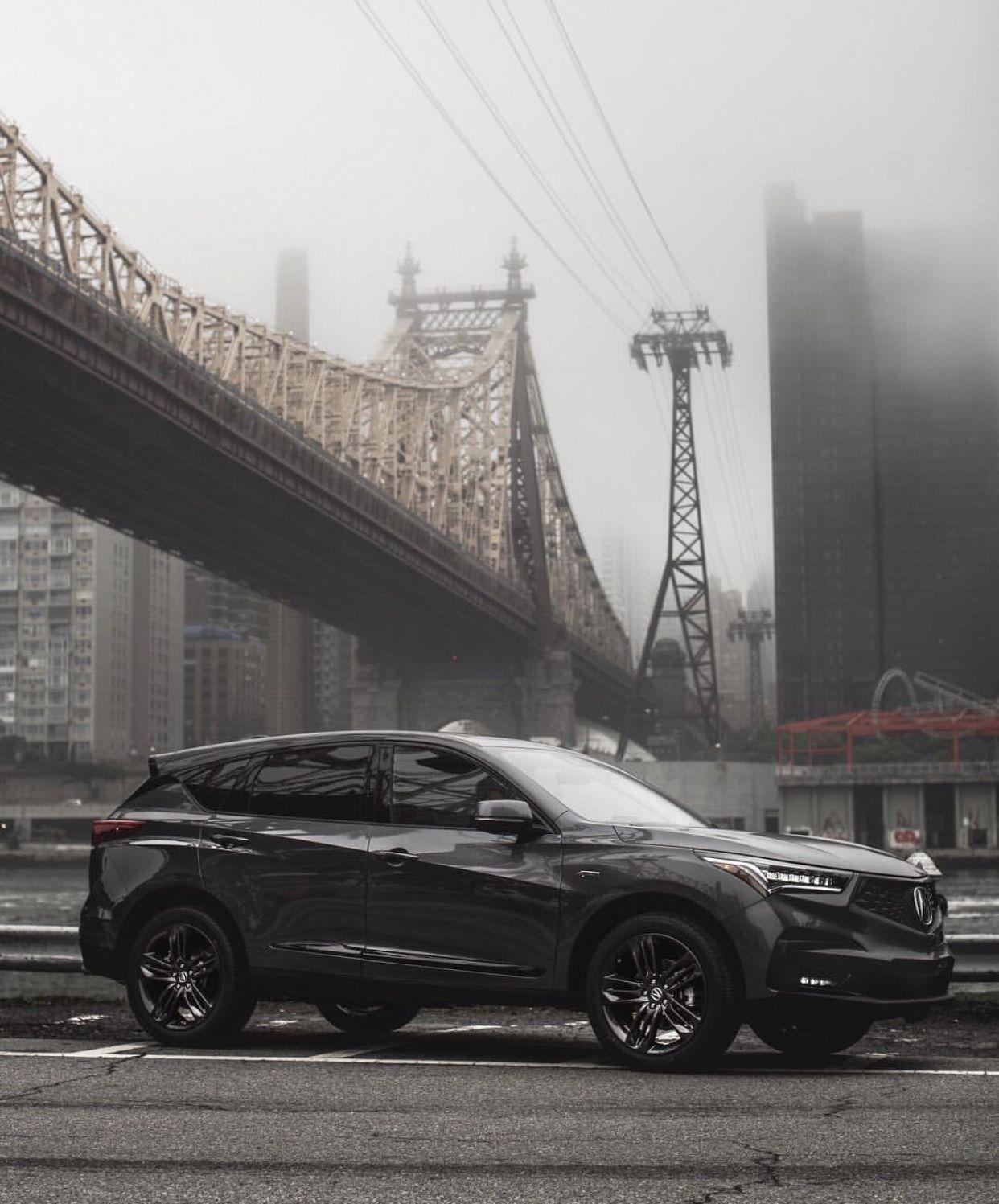 Acura, Acura Cars, Bay Bridge