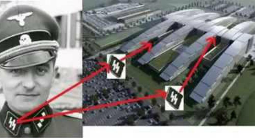 Des internautes ont pointé du doigt la ressemblance de l'ensemble architectural du nouveau siège de l'Otan avec l'emblème officielle de la Schutzstaffel (SS), organisation du régime nazi. L'Alliance atlantique vient de dévoiler le design du nouveau siège...