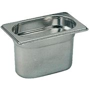 Best Bourgeat Stainless Steel 1 9 Gastronorm Pans Stainless 400 x 300