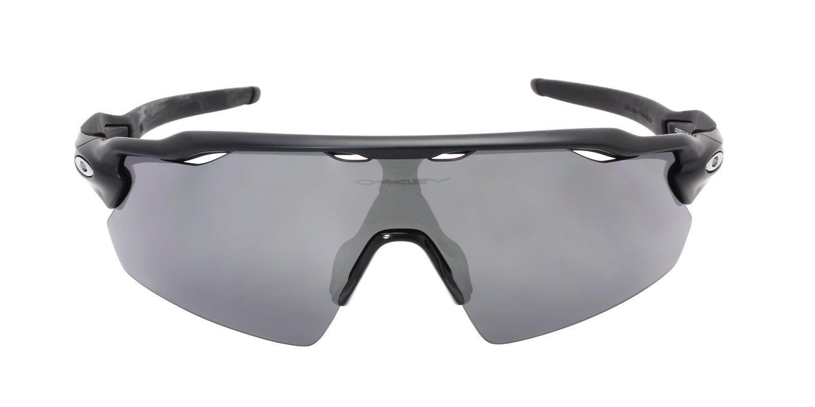 c51a62b48bf Oakley - RadarEV Pitch Black - Gray sunglasses in 2018