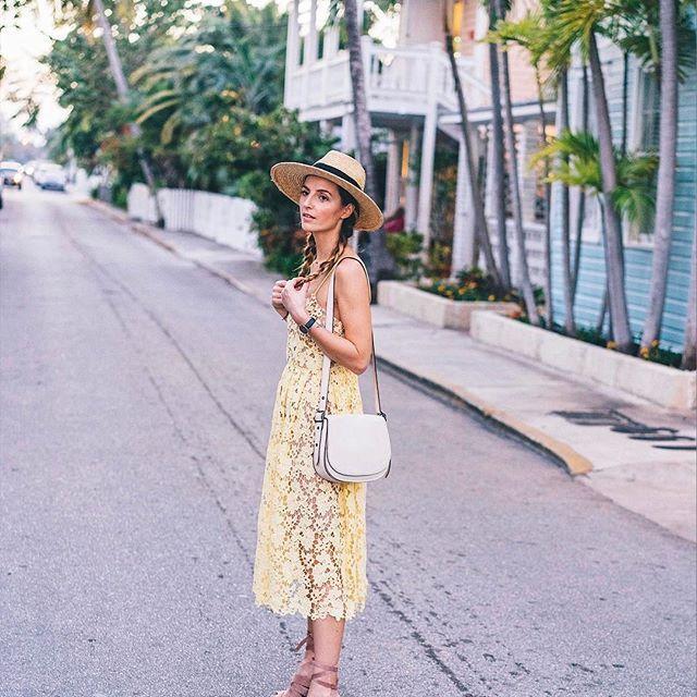 Jess Kirby in Key West