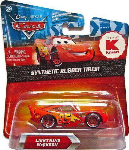 Lego Duplo Pixar Cars LIGHTNING McQUEEN Rust-eze #95 Radiator Springs Red Car