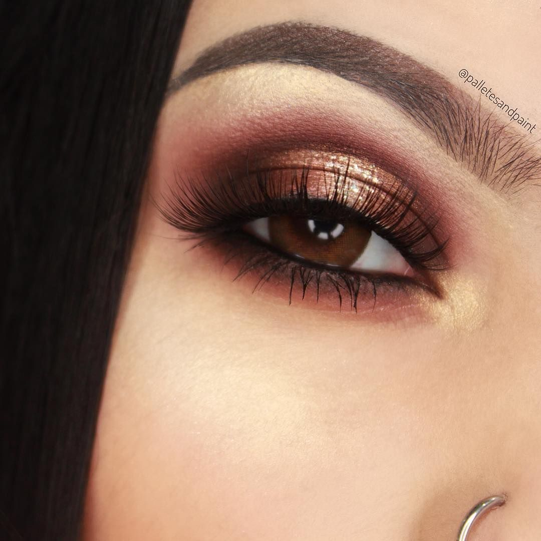 Stunning makeup by Sabhyata