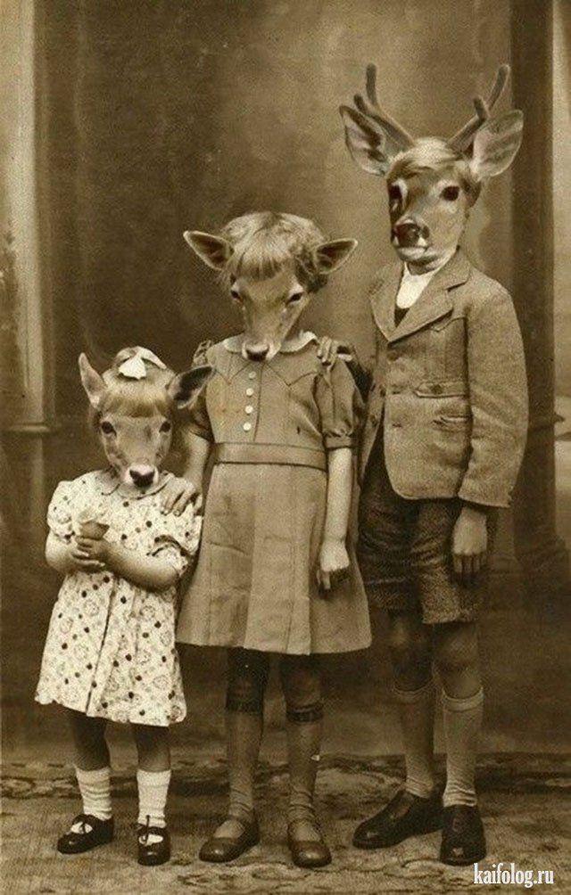 Старые фото на кайфолог