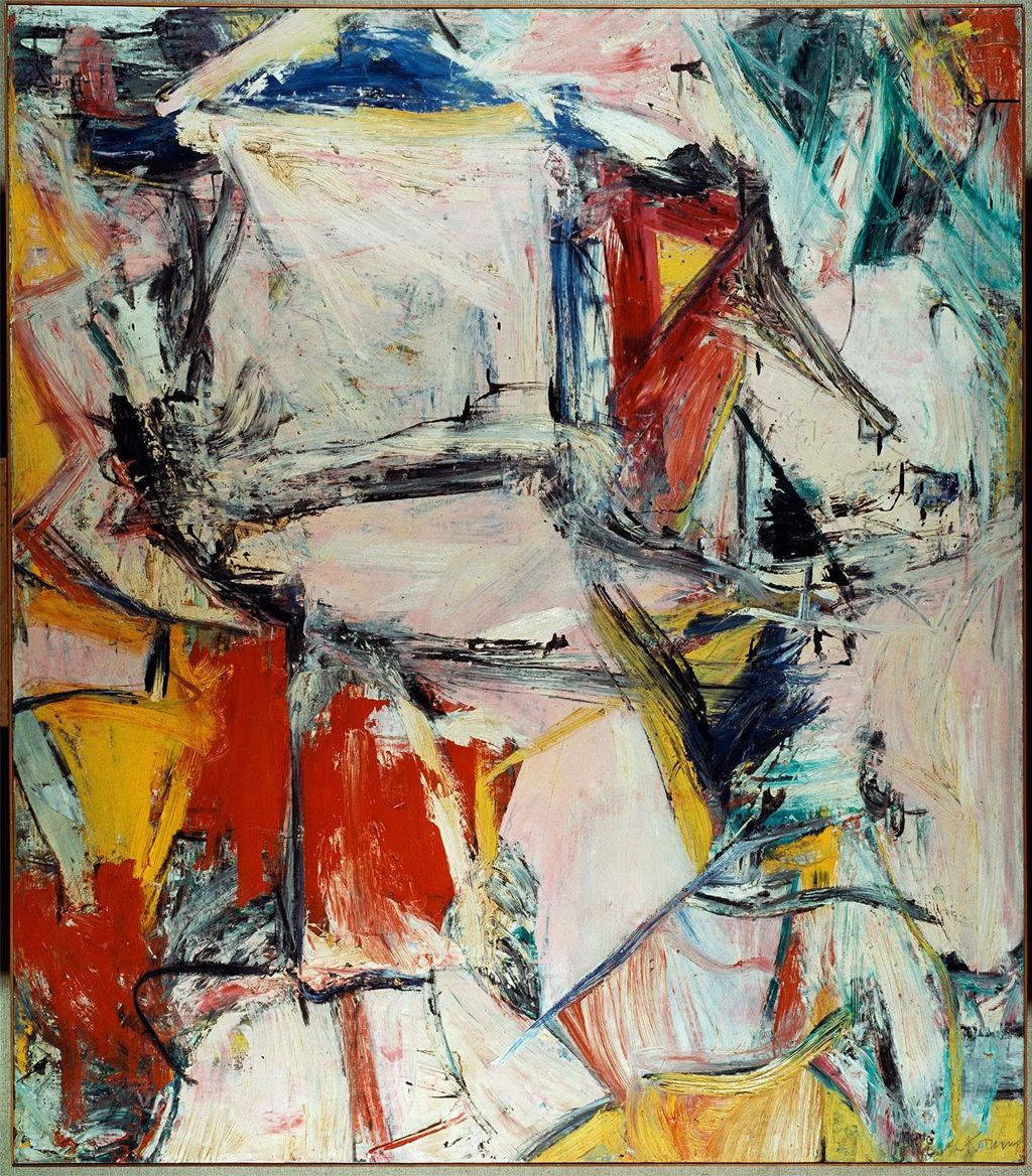 Interchange Willem De Kooning 300 000 000 Expensive Paintings Most Expensive Painting De Kooning Paintings