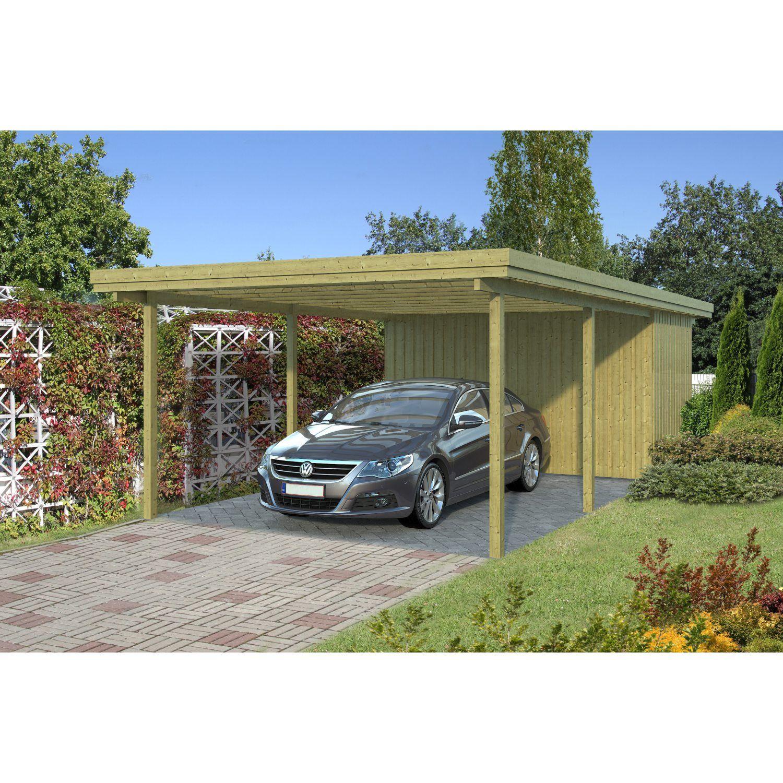 XLBYG Carport Lynge Carport 1.6 33,18M2 Carport