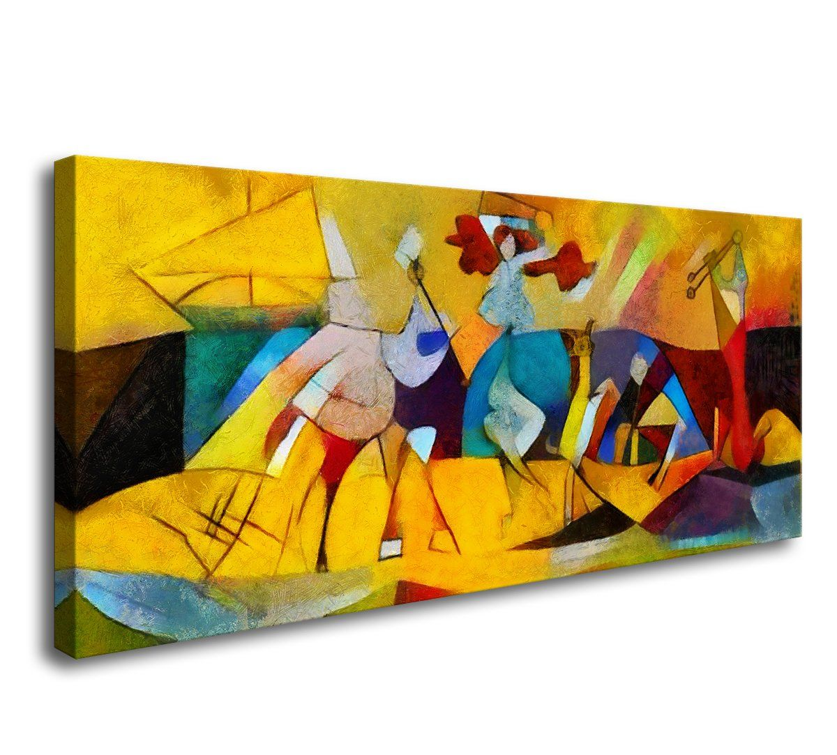 framed wall art abstract paintings canvas print painting for decor home also rh pinterest