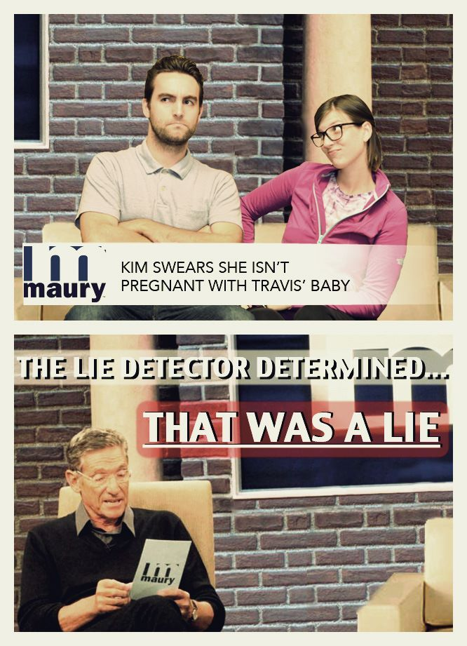 pregnancy announcement my family is oddly obsessed with maury i