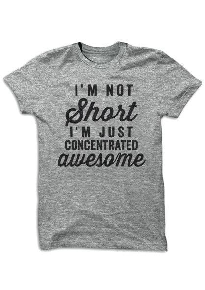 #Valentines #AdoreWe #Fairy Season - #I'm I'm Just Concentrated Awesome T-Shirt - AdoreWe.com