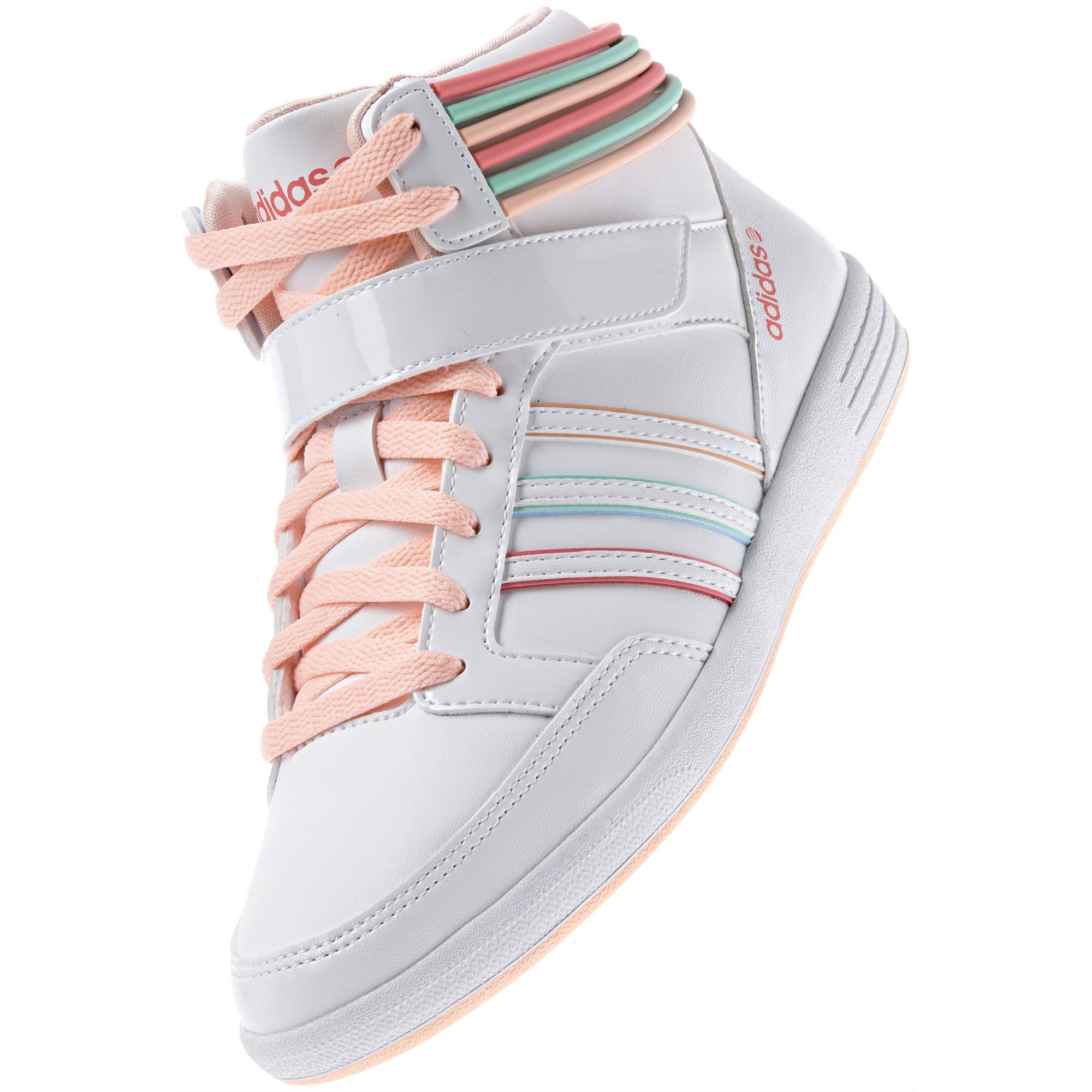 adidas - Zapatillas Neo Hoops Bangle Mujer