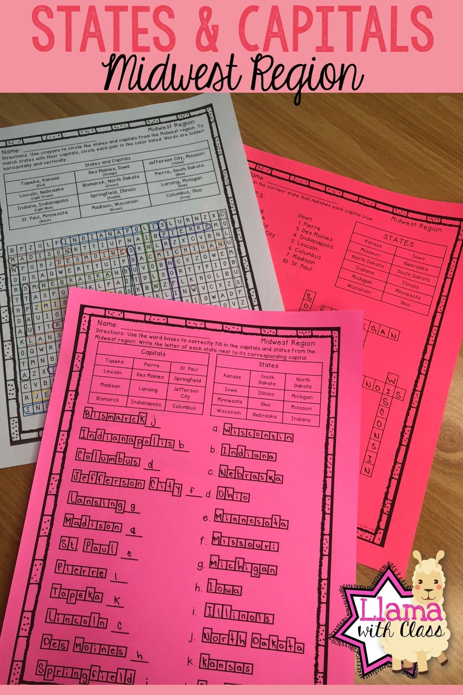 5th Grade Volume Worksheets