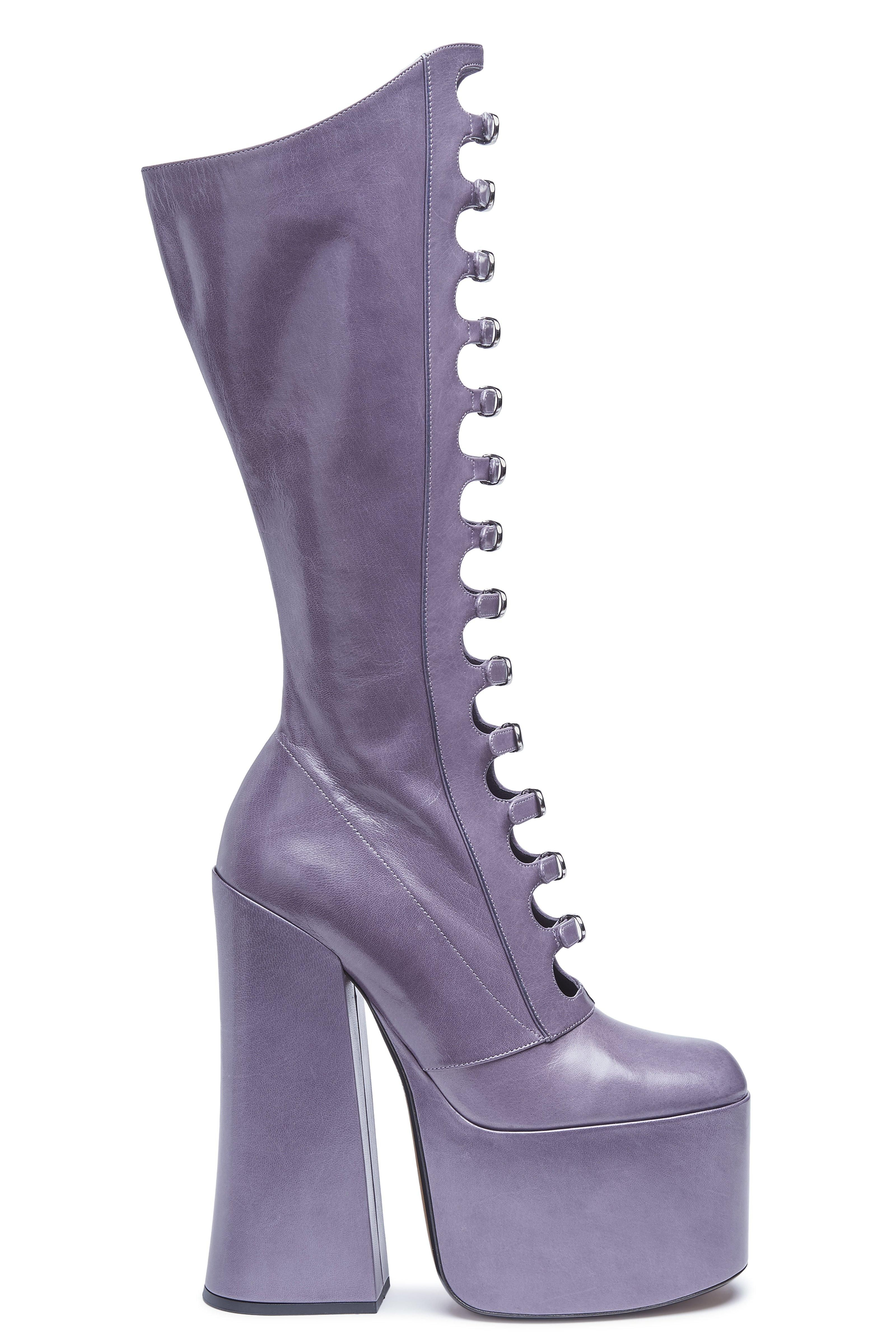 Marc Jacobs Kiki Platform Buckle Boot