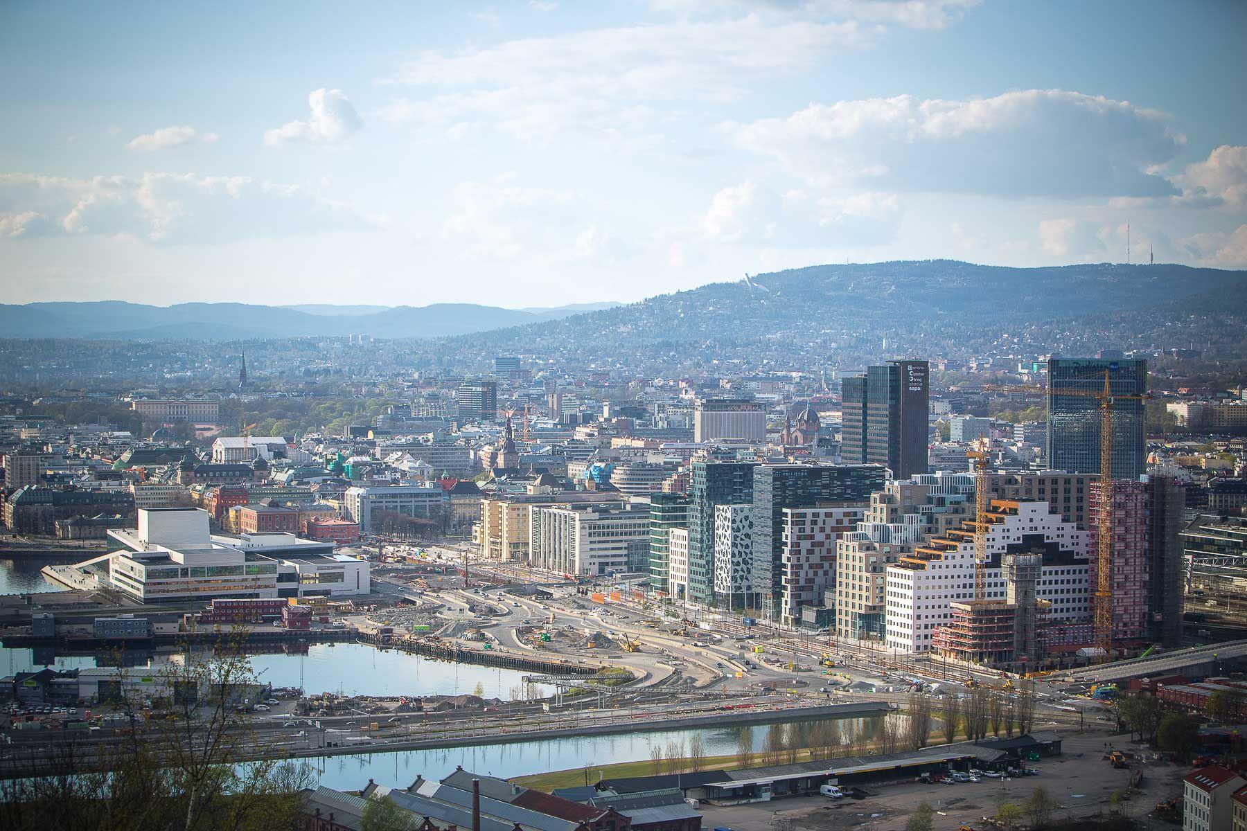 Oslo matkaopas by Tripsteri