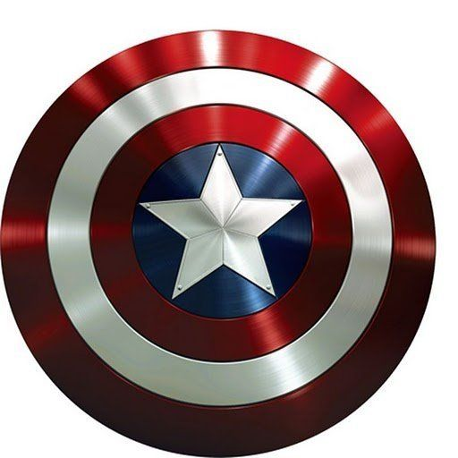captain america's shield - Google Search More