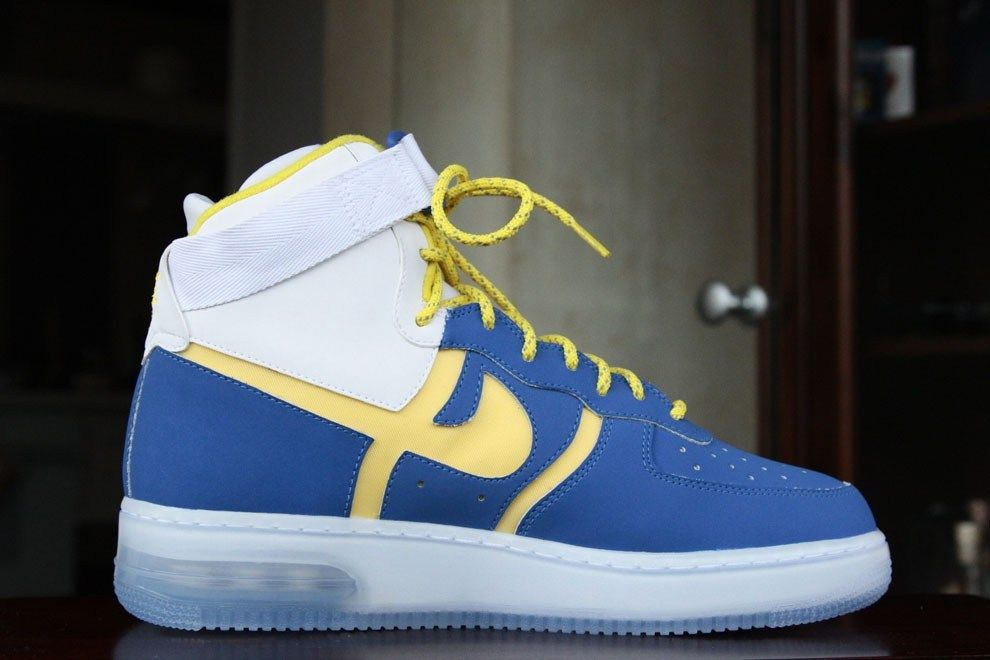 Nike Air Force 1 High Supreme Bakin' (Sample) - EU Kicks ...