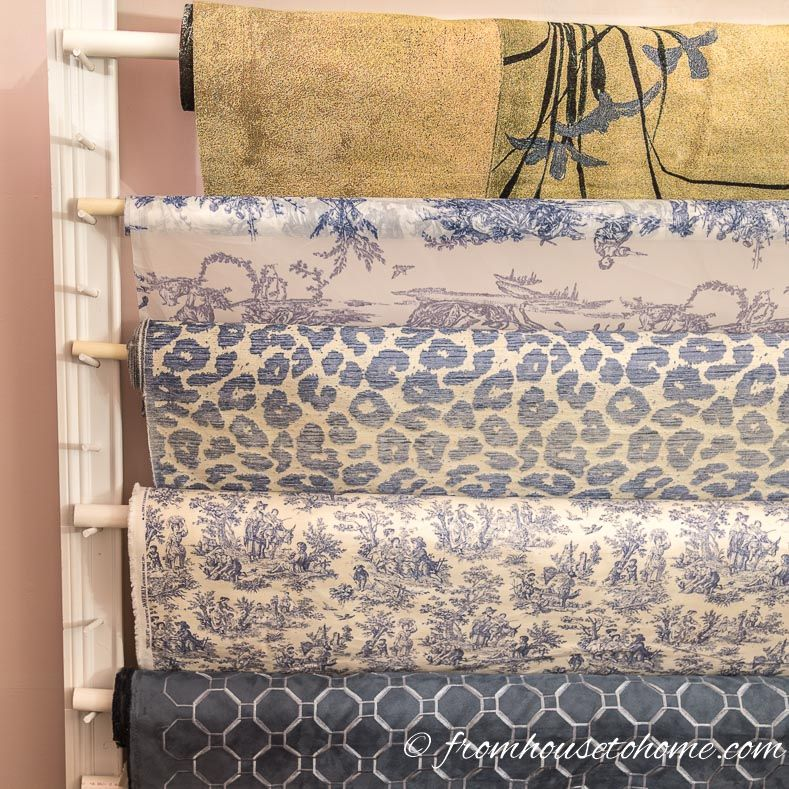 How To Make A Fabric Roll Storage Rack Diy Roman Shades Fabric Roman Shades Furniture Design Modern
