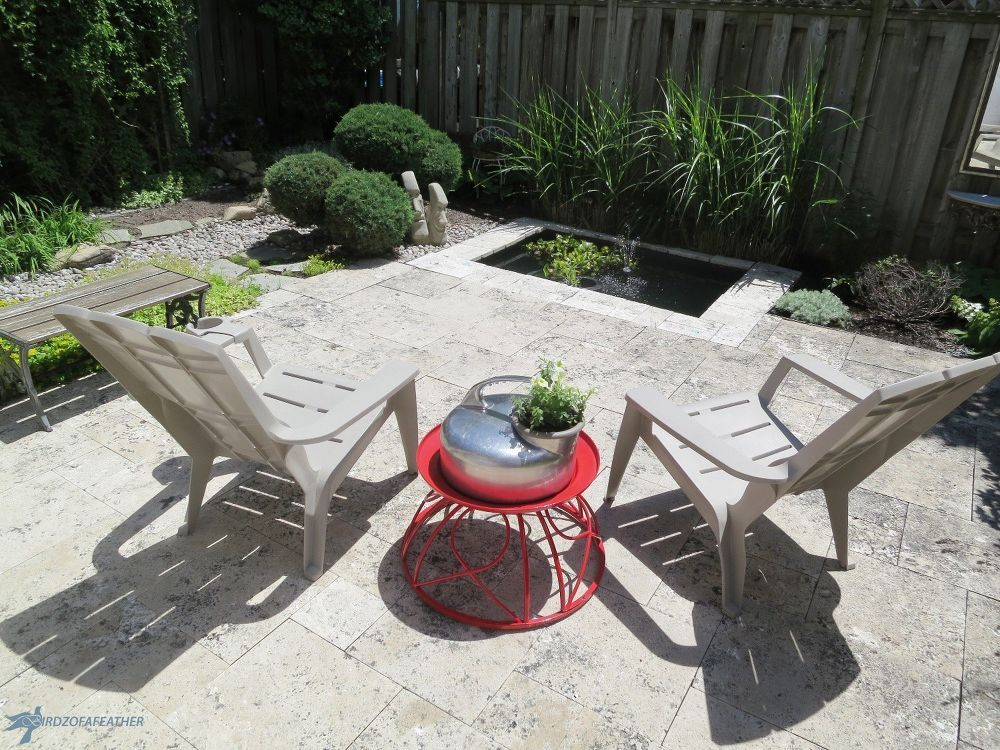 Fire Pit Upcycle From a Curb Side Find! Diy garden