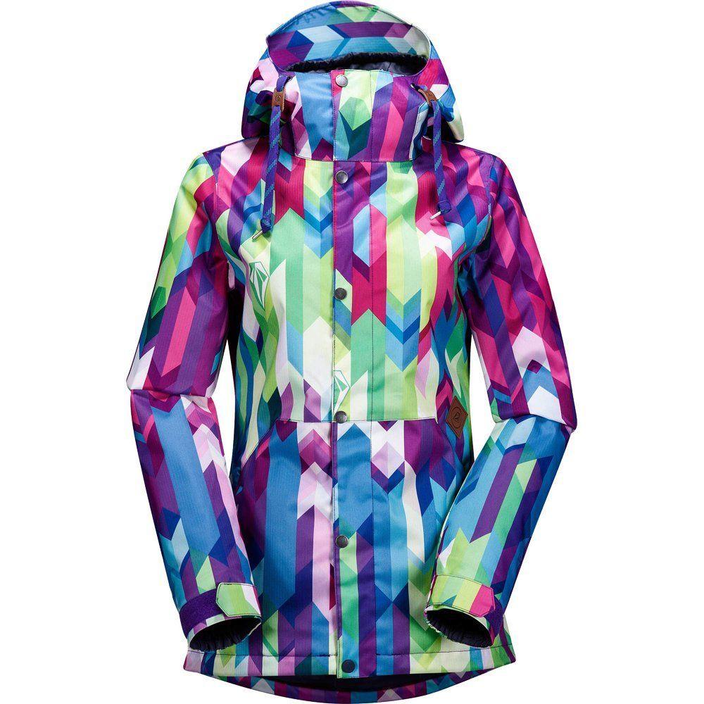 Peter Insulated Bolt Glenn women's Snowboard Jacket Volcom xwB7aq0RT6