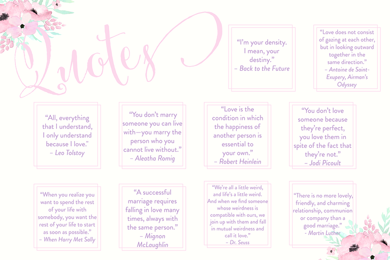 Bridal Shower Wishes: What to Write in a Bridal Shower ...