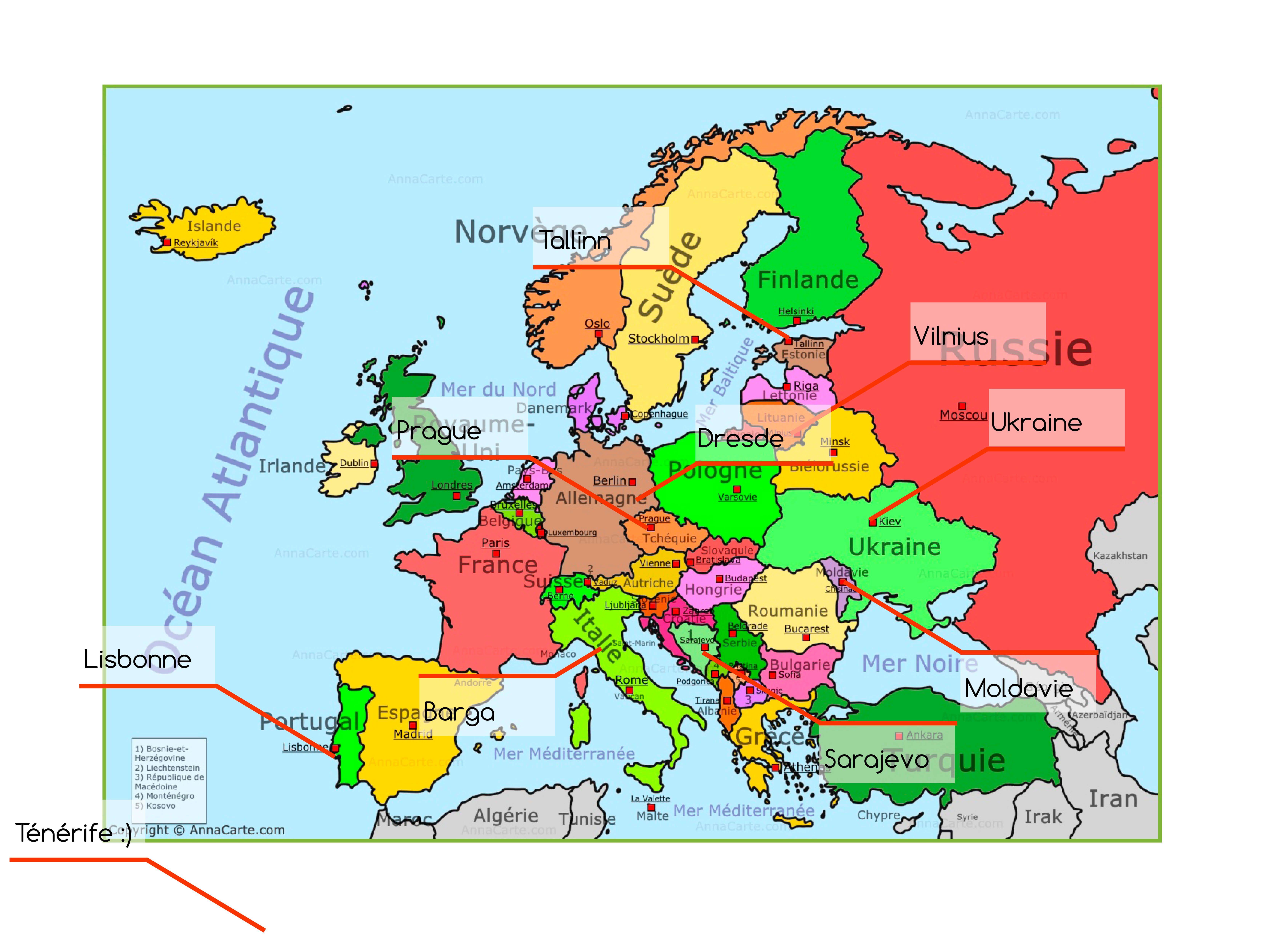 Destinations De Reve En Europe Pas Cher Pour Partir En Week End Destination De Reve Idee Voyage Europe Voyage Petit Budget