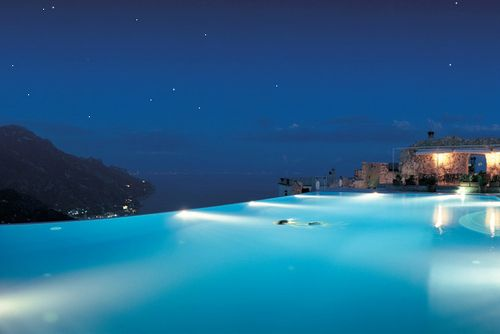 infinity pool night. Perfect Hotels With Infinity Pools Design Night View Appealing . Pool