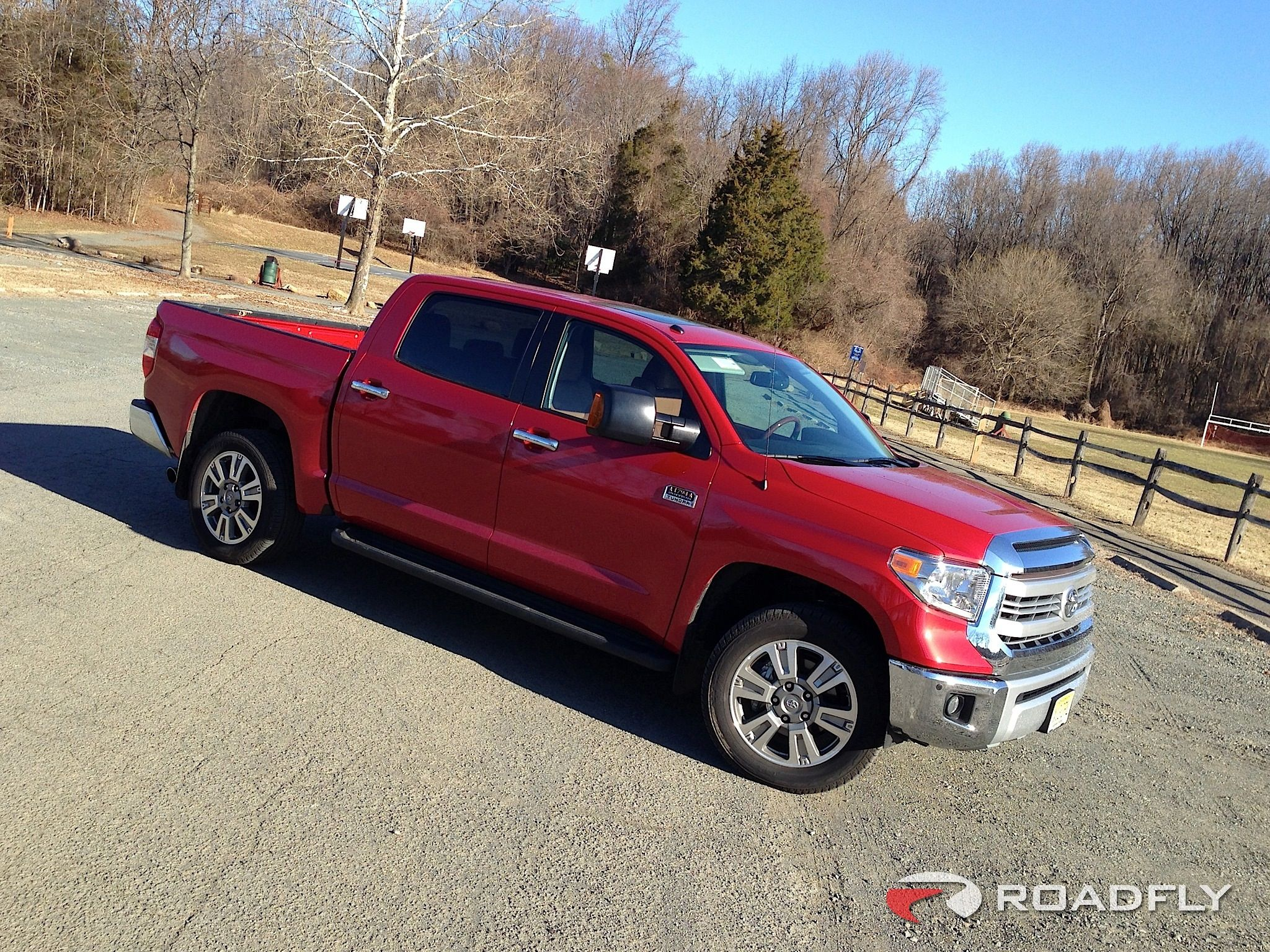 2014 Toyota Tundra Double Cab 1794 Edition Photo Gallery | Roadfly.com: Car Reviews & Road Tests