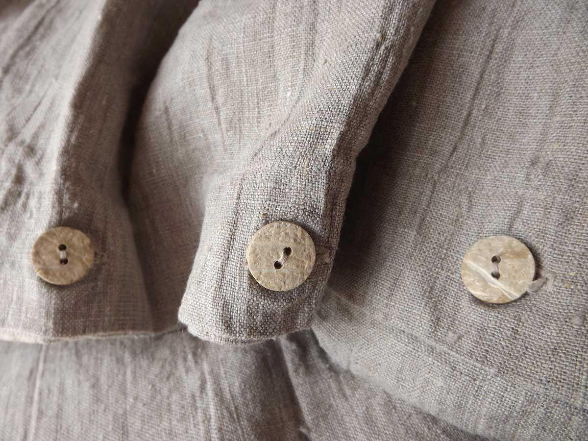 Orkney Natural Linen Duvet Cover
