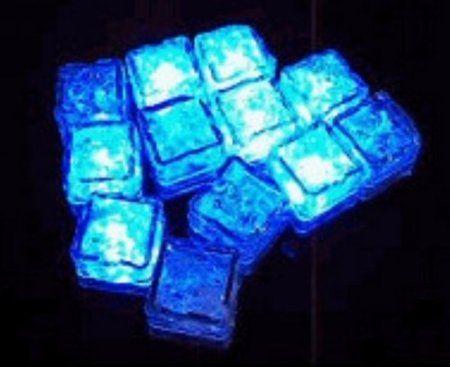 light up ice cubes uk 24 pcs light up ice cubes led flashing