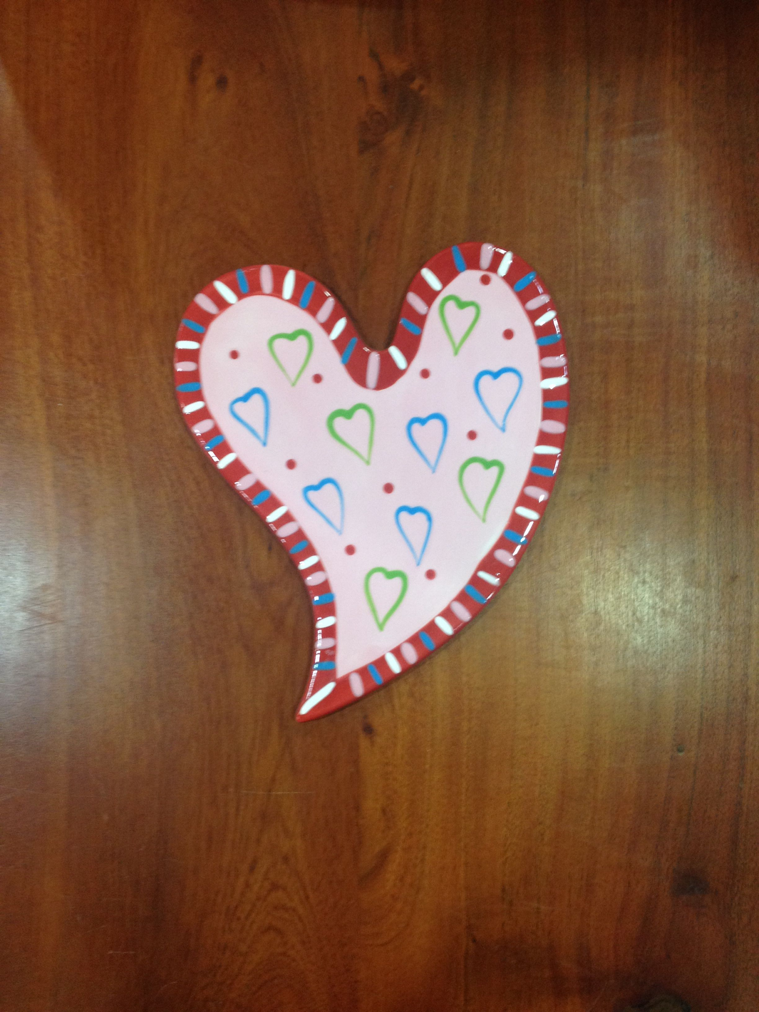 Large Heart attachment $24