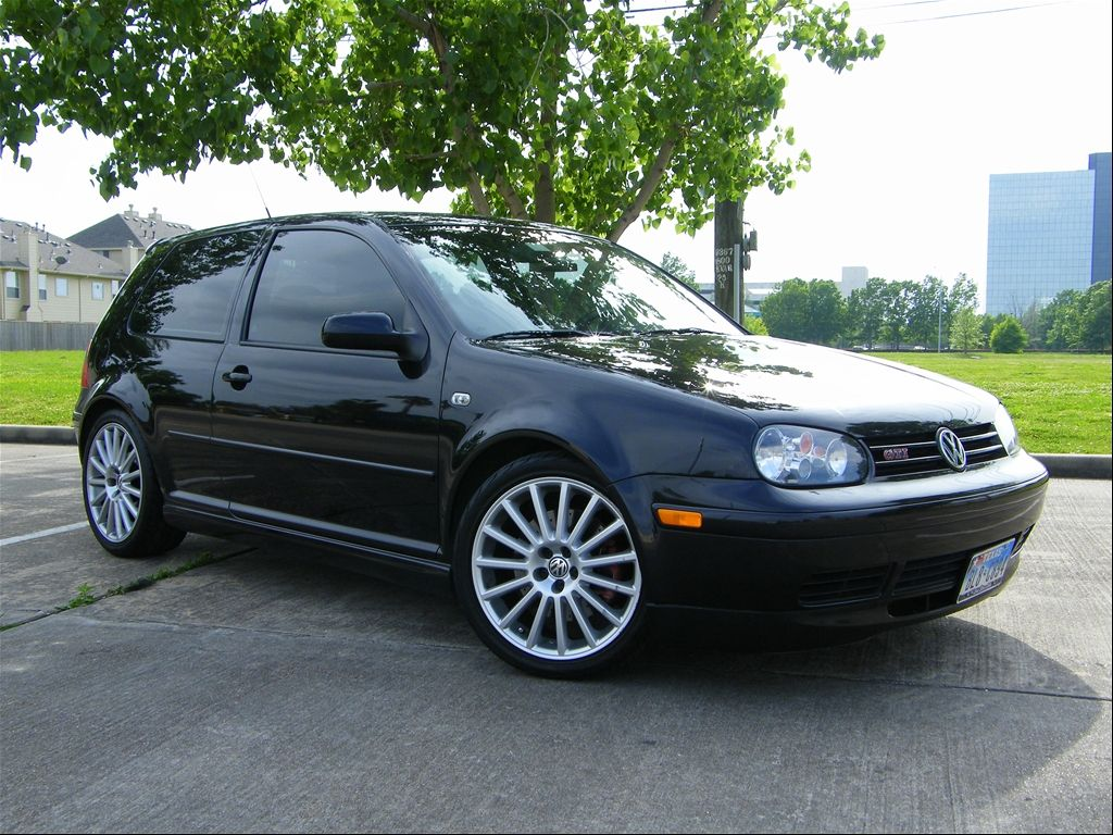 My nd car vw th anniversary edition gti transporters