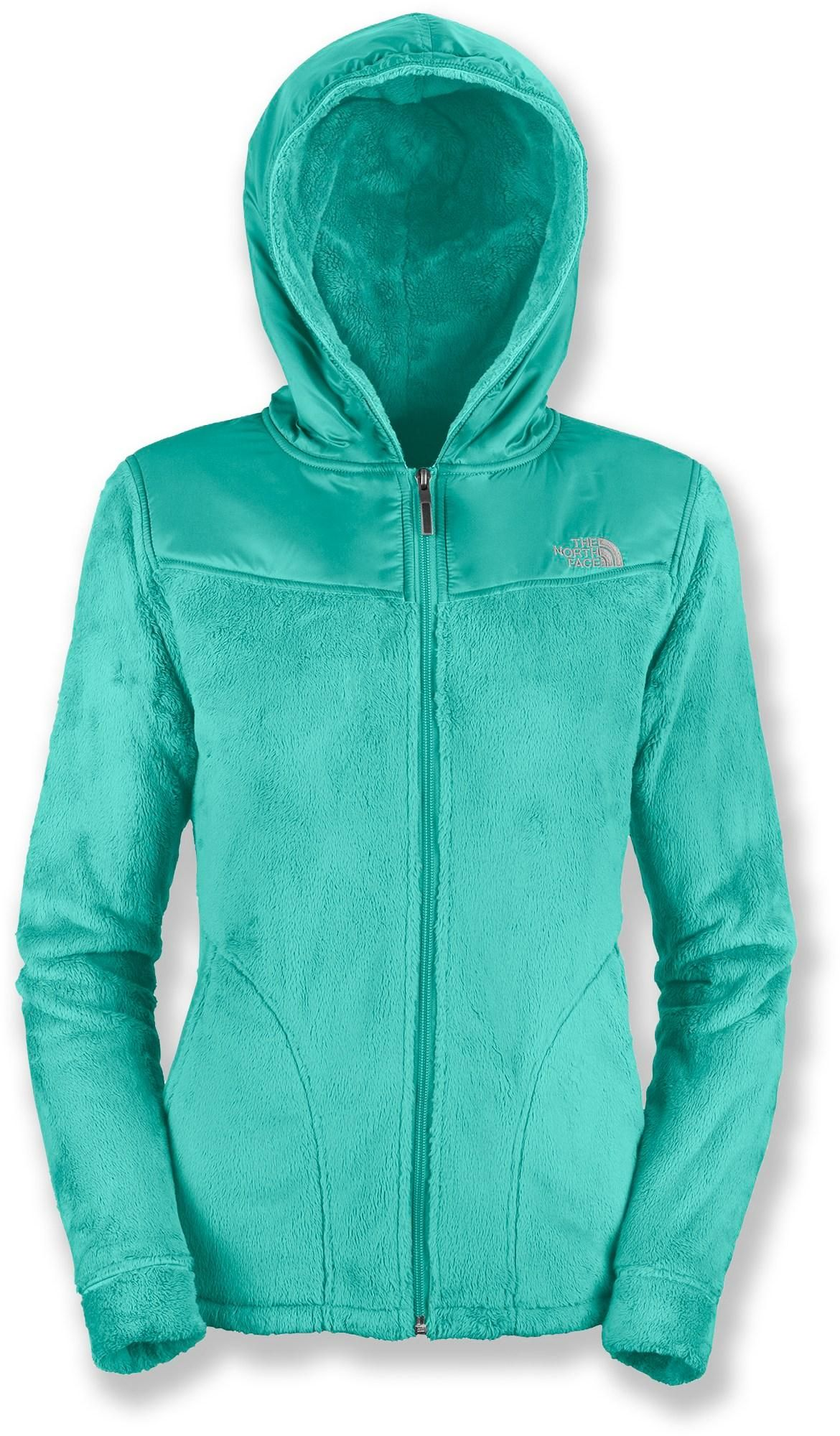 The North Face Oso Fleece Jacket Is A Just Right Layer For Fall Fleece Jacket Womens North Face Jacket North Face Oso Hoodie [ 2000 x 1170 Pixel ]