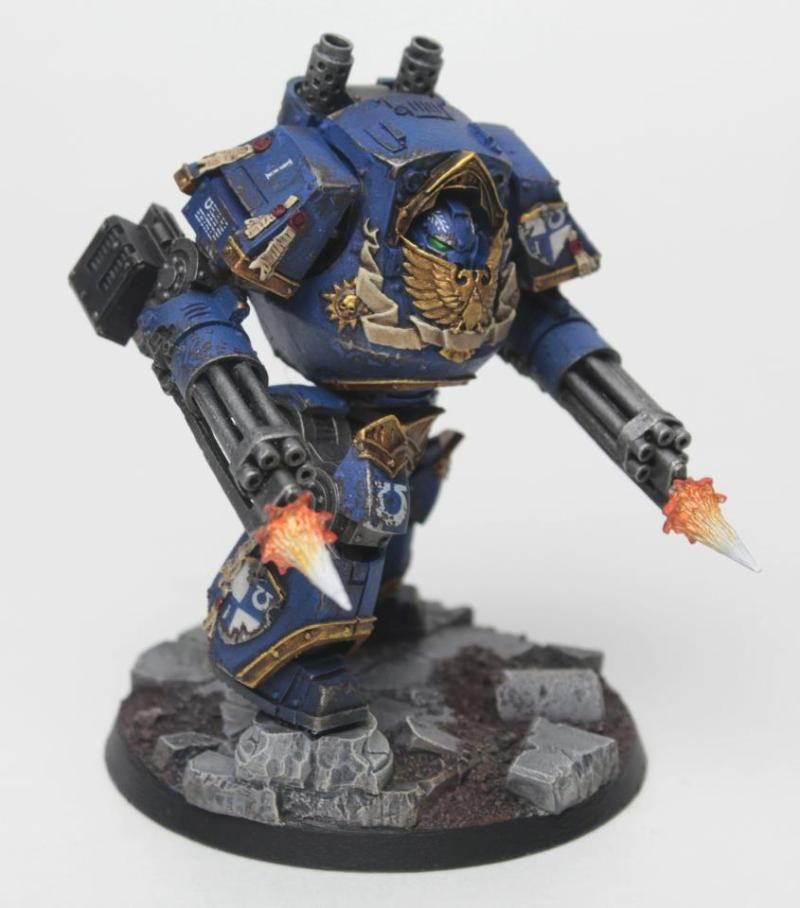 Forge World Ultramarines