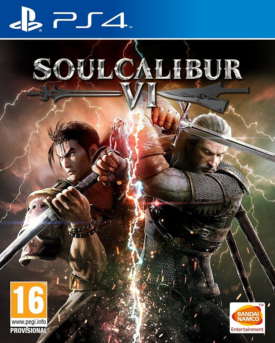 Cool Box Art on | things to own | Xbox one games, Soul calibur