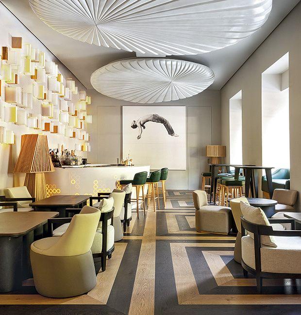 Restaurante otto arquitectos y dise adores espa oles for Restaurante escuela de arquitectos madrid