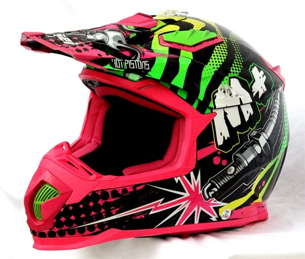 Masei M Pink 315 Atv Motocross Motorcycle Ktm Helmet Dirt Bike