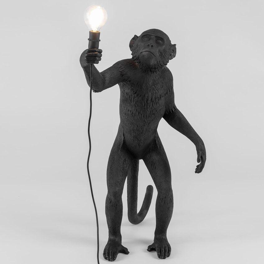 Monkey: la lámpara más salvaje de | Lámparas negras