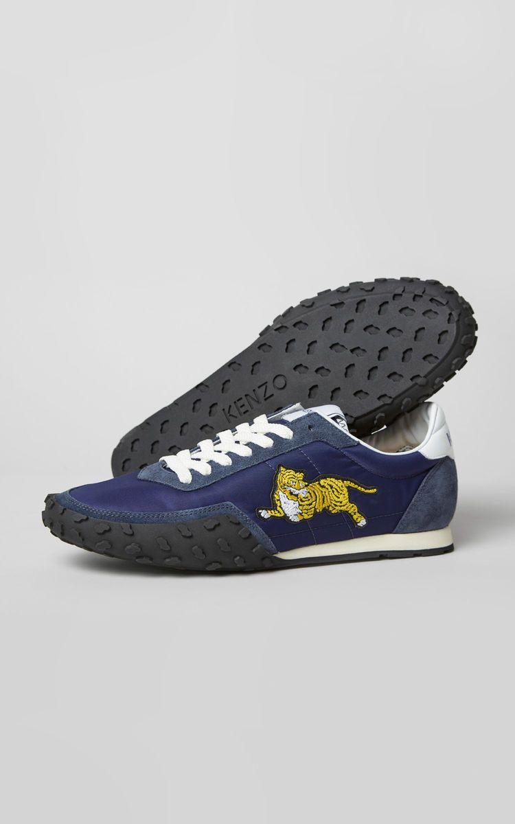 adidas Originals Navy 'Kenzo Move' Sneakers mbQ1IpIS