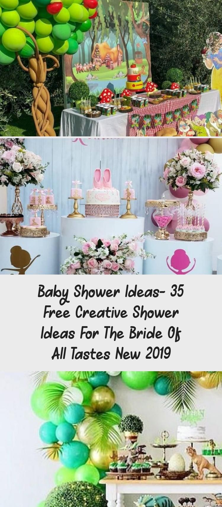 Baby Shower Ideas 35 Free Creative Shower Ideas For The