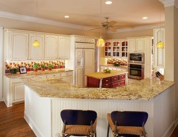 Charmant Kitchen Photos Angled Kitchen Islands Design, Pictures, Remodel, Decor And  Ideas   Page 10